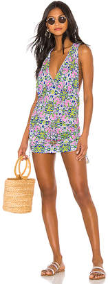 Luli Fama T Back Mini Dress