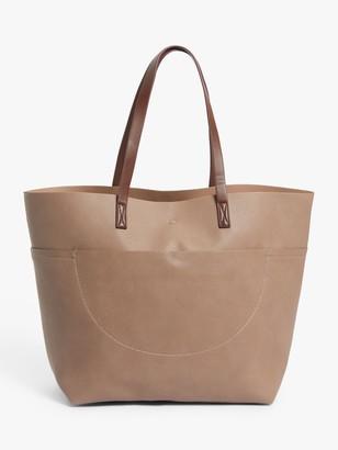 KIN Tote Bag, Brown