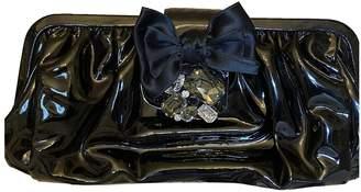 Miu Miu Black Patent leather Clutch bags