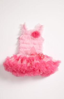 Popatu Ruffle Petticoat Dress