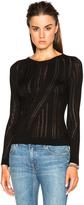 Acne Studios Marcy Mouline Sweater