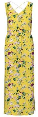 Dorothy Perkins Womens **Vero Moda Yellow Floral Print Maxi Dress, Yellow