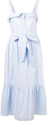 VIVETTA striped sleeveless dress