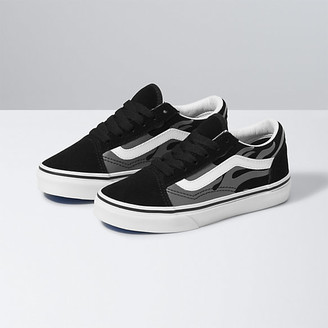 Vans Kids Suede Flame Old Skool