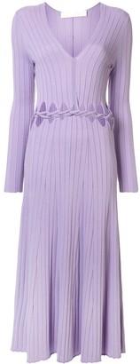 Dion Lee Pinnacle Braid Dress