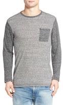 Hurley Men's Still Stripe Pocket T-Shirt