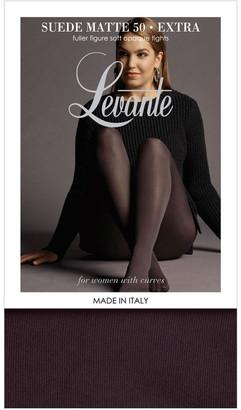 Levante Extra Suede Matte 50 Tight LESUMFF50