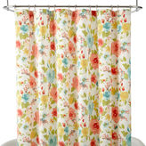 JCP HOME JCPenney HomeTM Posh Shower Curtain