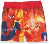 Spiderman Marvel Boy's Swim Shorts