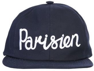 MAISON KITSUNÉ Parisien Baseball Cap