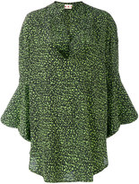 Marni printed tunic - women - Silk - 44