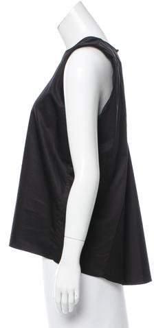 Alexis Oversize Sleeveless Top