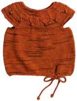Misha & Puff Knit Tie Top