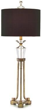 "John-Richard Collection 40"" Gold Buffet Lamp"