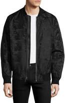 Karl Lagerfeld Men's Bomber Jacket