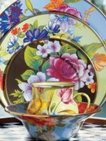Mackenzie Childs MacKenzie-Childs Flower Market Charger