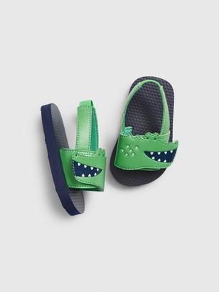 Gap Baby Alligator Shoes