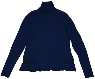Zadig & Voltaire Blue Wool Knitwear for Women