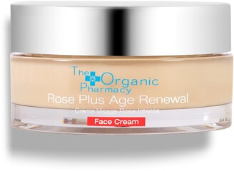 The Organic Pharmacy Rose Plus Age Renewal Face Cream
