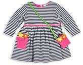 Florence Eiseman Toddler's & Little Girl's Long Sleeves Striped Dress