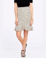 Oxford Sephora Spot Skirt