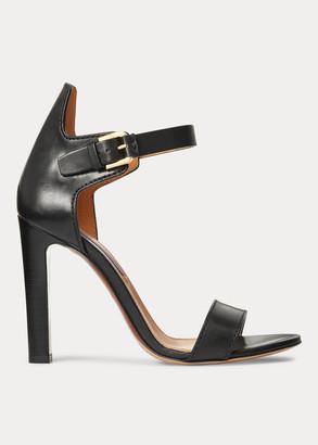 Ralph Lauren Darcia Calfskin Sandal
