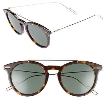Christian Dior Master 51mm Sunglasses