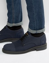 G Star G-Star Denim Lace Up Derby Shoes