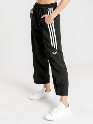 adidas Fakten Black Pants in Black