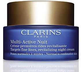 Clarins Multi-Active Night Cream, Normal to Combination Skin