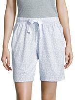 Nautica Jersey Knit Bermuda PJ Shorts
