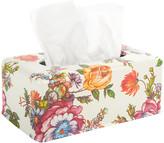 Mackenzie Childs Flower Market Tissue Box Cover