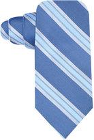 Ryan Seacrest Distinction City Stripe Slim Tie