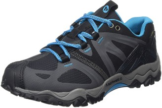 Merrell Grassbow Sport Women's Lace-Up Trekking and Hiking Shoes - Black 6.5 UK