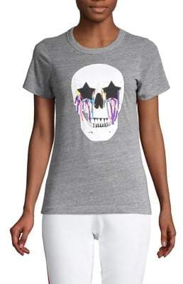 Chaser Skull Graphic Tee