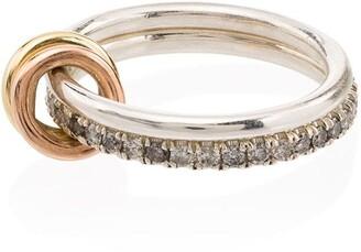 Spinelli Kilcollin 18kt Yellow Gold & Diamond Marigold Ring
