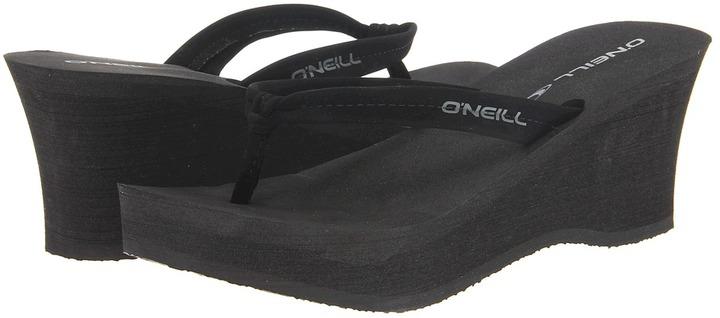 O'Neill Tiki Ti '13 (Black) - Footwear