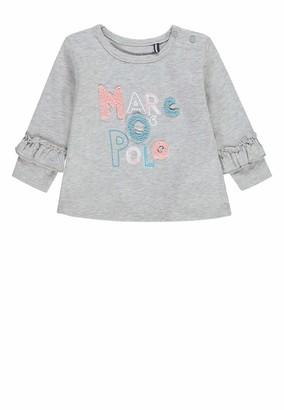 Marc O'Polo Marc O' Polo Kids Baby Girls' T-Shirt 1/1 Arm Long Sleeve Top