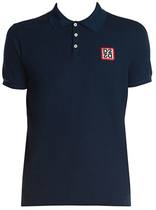 DSQUARED2 Classic-Fit Logo Polo
