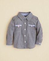 Bloomingdale's Bloomie's Infant Boys' Checkered Button Down Shirt - Sizes 9-24 Months