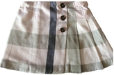 Burberry Classic Three-Button Skirt
