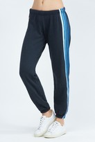 Aviator Nation 5 STRIPE SWEATPANTS