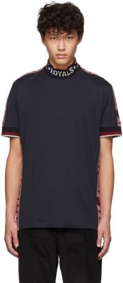 Dolce & Gabbana Black Royals T-Shirt