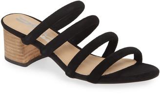 Sbicca Ravia Strappy Slide Sandal