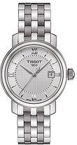Tissot Ladies Bridgeport Stainless Steel Bracelet Watch