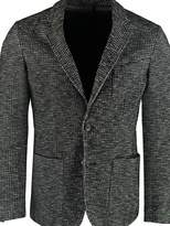 Z Zegna Hounds-tooth Check Cotton-wool Jacket