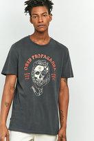 Obey Spitting Venom Black Pigment T-shirt