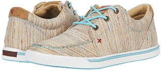 Twisted X WHYC011 (Tan/Multi) Women's Shoes