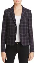 Max Mara Lastra Flannel Jacket