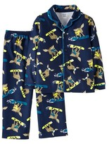 Just One You® made by Carter Toddler Boys' Long-Sleeve Fleece Coat Pajama Set Moose - Just One YouMade by Carter's®
